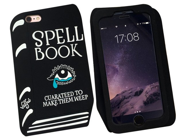 CASE ETUI SILIKON Apple iPhone 6 SPEEL BOOK VALFRE