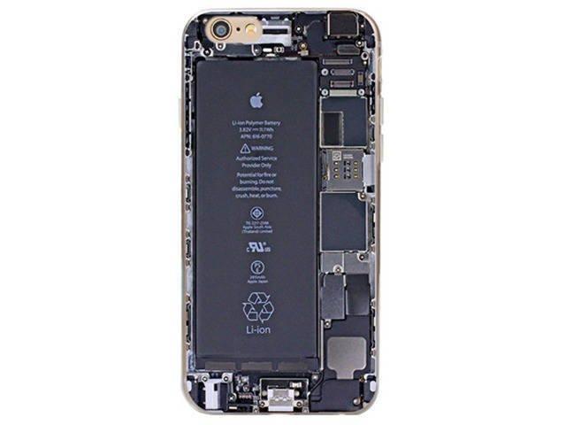 Obudowa Case Etui iPhone 6/6s PLUS WEWNĘTRZNY TYŁ