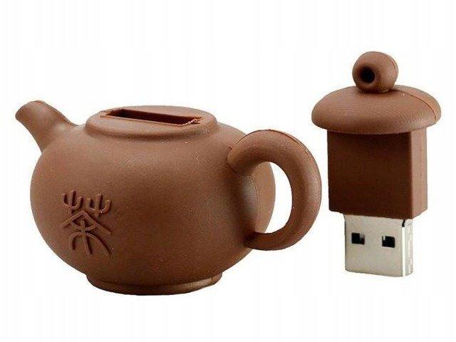 PENDRIVE DZBANEK Imbryk Herbata FLASH USB 64GB