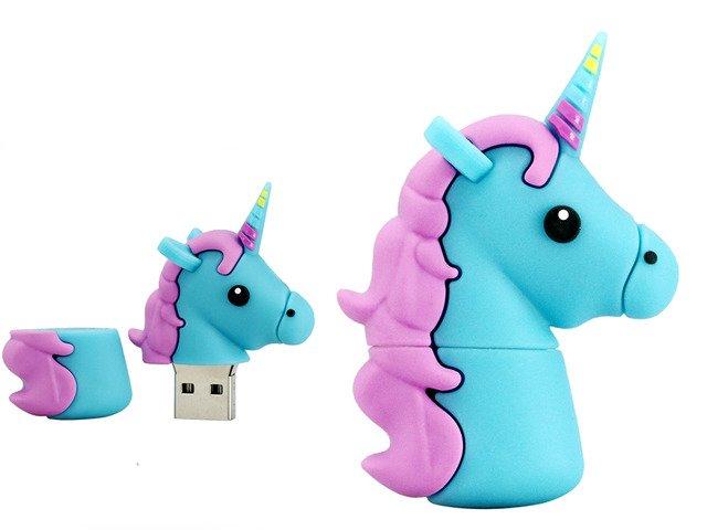 PENDRIVE JEDNOROŻEC USB UNICORN PAMIĘĆ FLASH 32GB