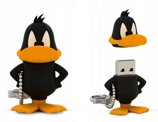 PENDRIVE KACZOR Duffy Duck PREZENT  FLASH USB 64GB
