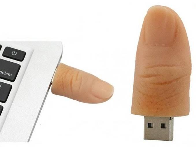 PENDRIVE KCIUK Palec USB Flash PAMIĘĆ 64GB
