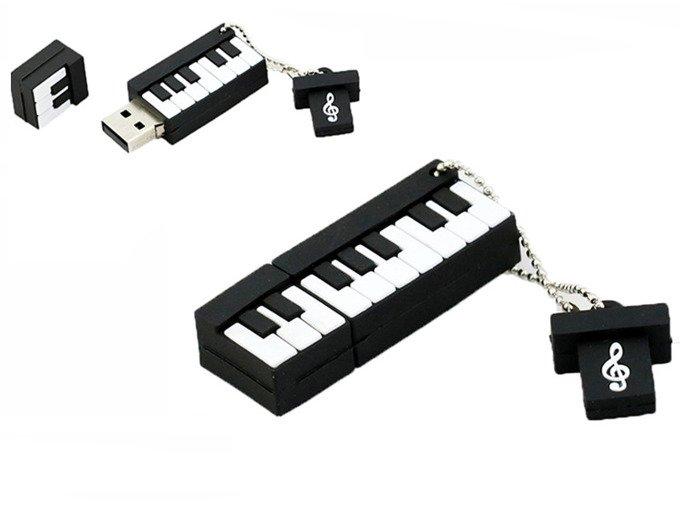 PENDRIVE KEYBOARD Muzyka USB WYSYŁKA 24h 16GB