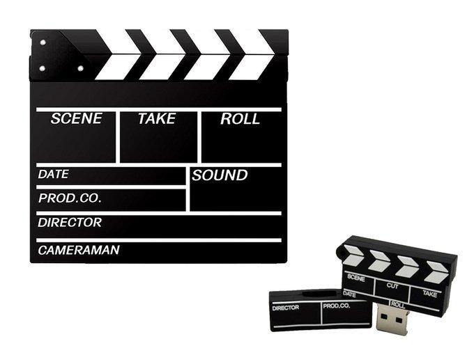 PENDRIVE KLAPS Filmowy FILM USB PAMIĘĆ Flash 32GB