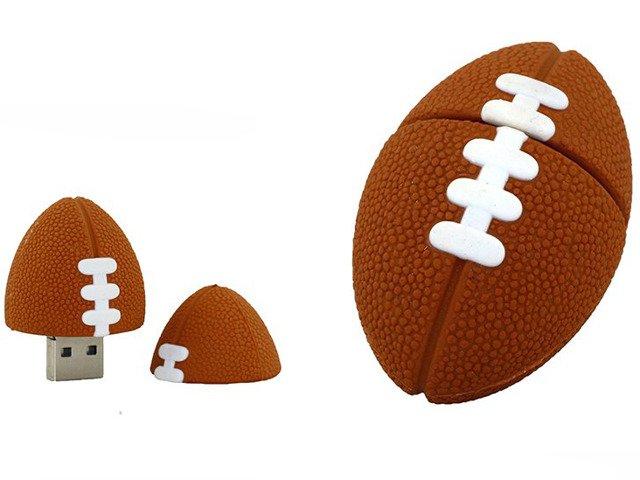 PENDRIVE PIŁKA Rugby Sport USB WYSYŁKA 24h 32GB