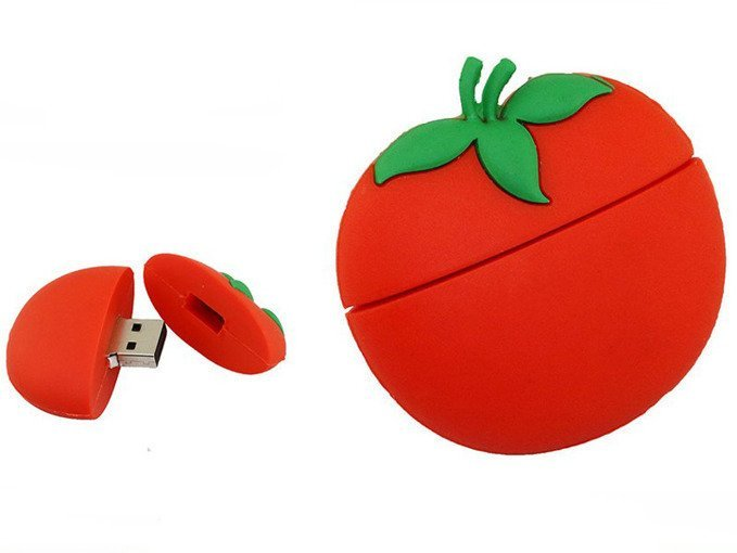 PENDRIVE POMIDOR OWOC WARZYWO PAMIĘĆ FLASH USB 8GB