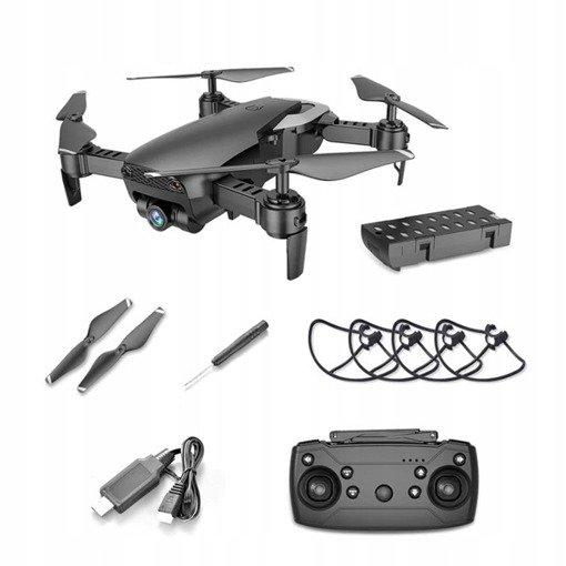 Dron Q1 Wifi 720P Kamera HD FPV Selfie Czarny