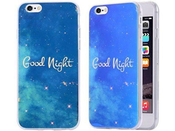 Etui Case Futerał Obudowa iPhone 6/6s Good Night
