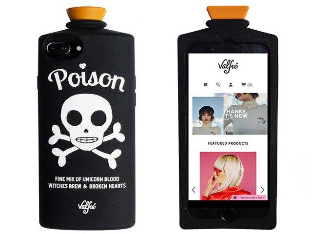 Etui Case Futerał iPhone 5/5s/SE  POISON VALFRE