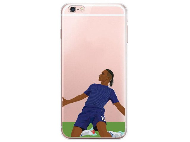 Etui Case Silikon iPhone 6/6s Didier Drogba