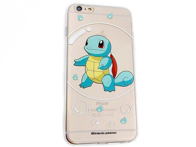 Futerał iPhone 6/6S Case Pokemon SQUIRTLE