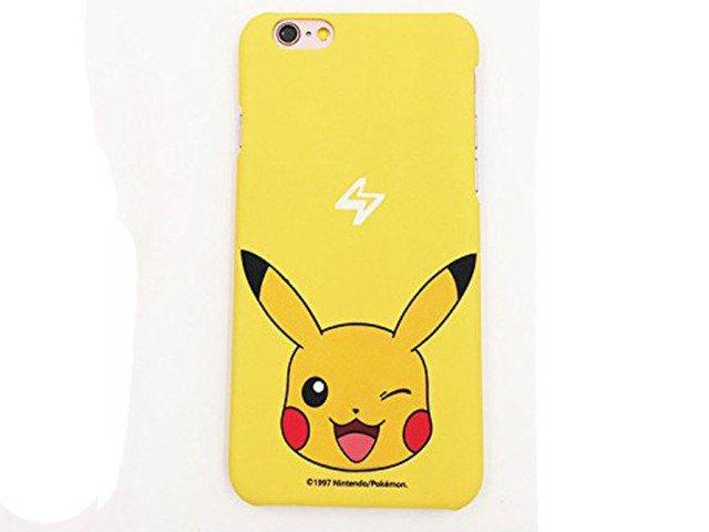 Futerał iPhone 6/6s Case Pokemon GO Pikachu