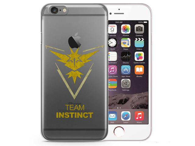 Futerał iPhone 6/6s Case Pokemon GO Team VALOR