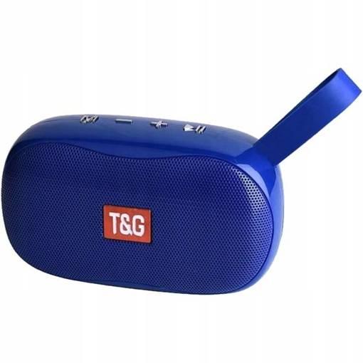Mini GŁOŚNIK BLUETOOTH Karta SD USB Radio T&G TG173