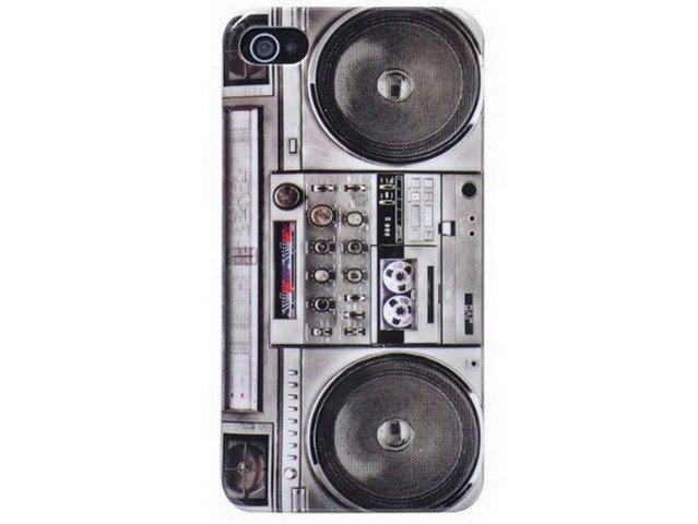 Obudowa Case Etui iPhone 6/6s Old School RADIO