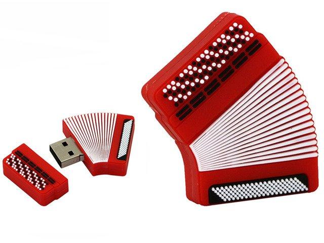 PENDRIVE AKORDEON MUZYKA PREZENT USB Flash 8GB