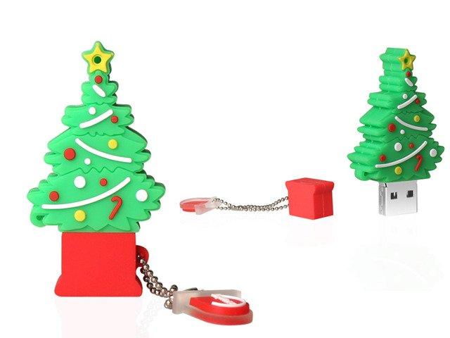 PENDRIVE CHOINKA Święta Prezent USB PAMIĘĆ 16GB