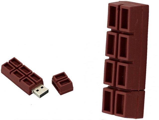 PENDRIVE CZEKOLADA SŁODYCZ USB Flash PAMIĘĆ 32GB