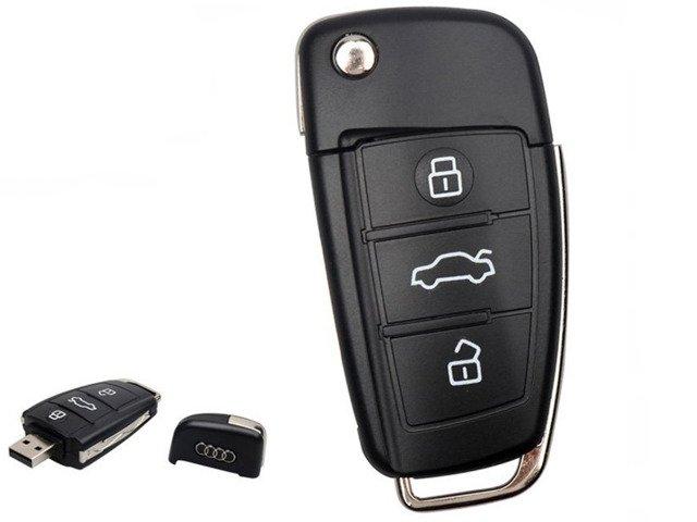 PENDRIVE KLUCZYK Audi A2 A4 A3 A6 Klucz USB  16GB