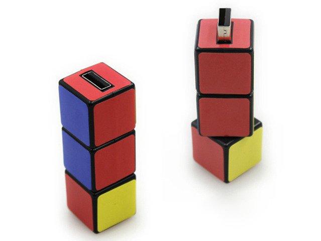 PENDRIVE KOSTKA RUBIKA FLASH USB PAMIĘĆ 32GB
