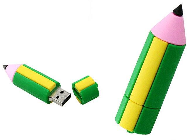 PENDRIVE KREDKA OŁÓWEK KOLOR USB Flash PAMIĘĆ 32GB