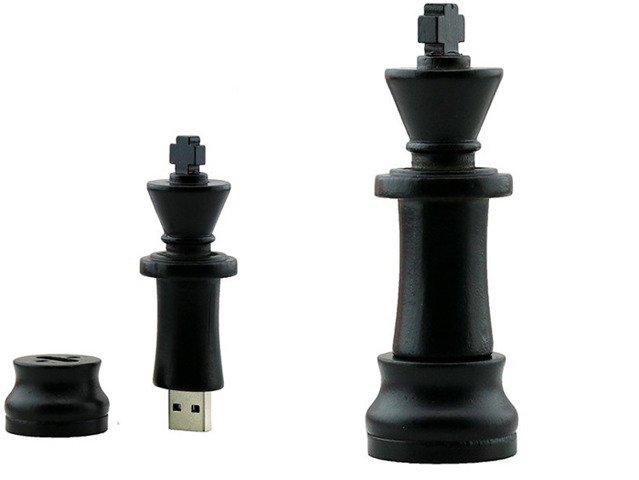 PENDRIVE KRÓL Szachy PIONEK USB Flash PAMIĘĆ 32GB