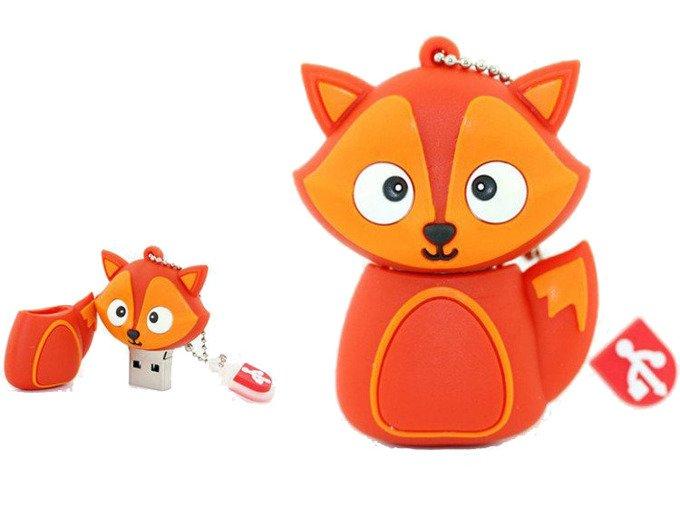 PENDRIVE LIS FOX PAMIĘĆ FLASH WYSYŁKA 24h 16GB