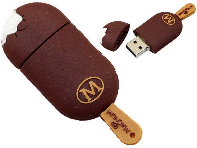 PENDRIVE LÓD Magnum NA PATYKU USB Flash PAMIĘĆ 8GB