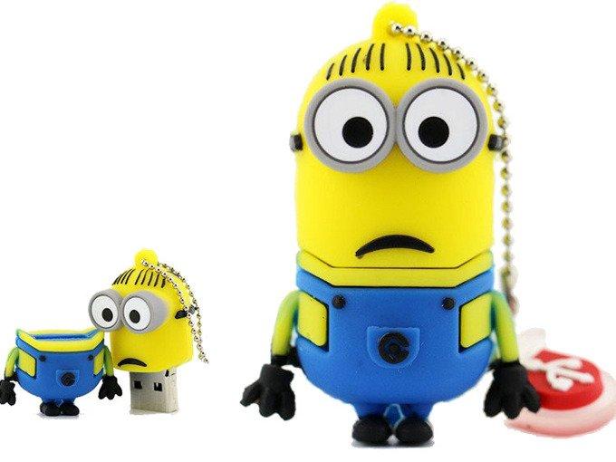 PENDRIVE MINIONKI Minionek Dave USB Flash 16GB