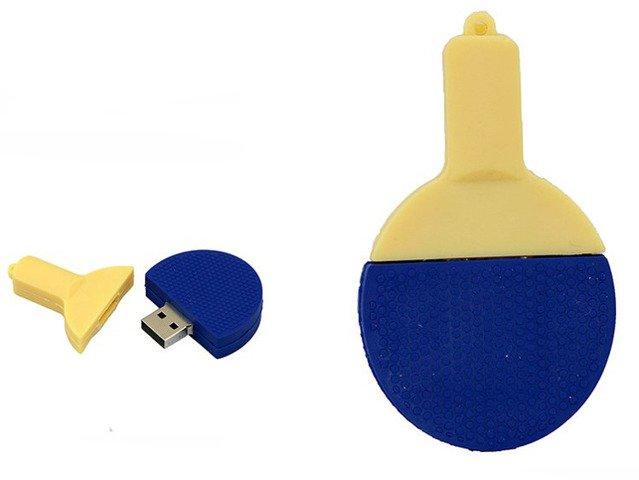 PENDRIVE PALETKA Ping pong SPORT PAMIĘĆ USB 8GB