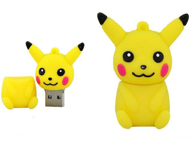 PENDRIVE PIKACHU Pokemon GO USB Flash 32GB PREZENT
