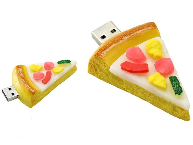 PENDRIVE PIZZA PAMIĘĆ FLASH 16GB