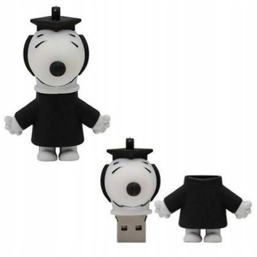 PENDRIVE SNOOPY PIESEK BAJKA PAMIĘĆ FLASH USB 8GB
