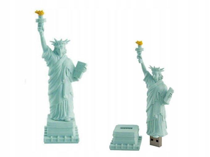 PENDRIVE STATUA Wolności USA Flash USB Wysyłka 24h
