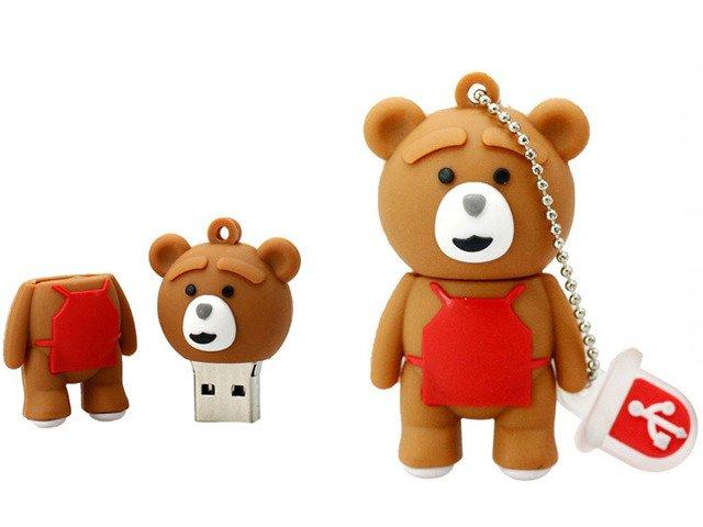 PENDRIVE TEDDY TED FILM PREZENT USB Flash 8GB