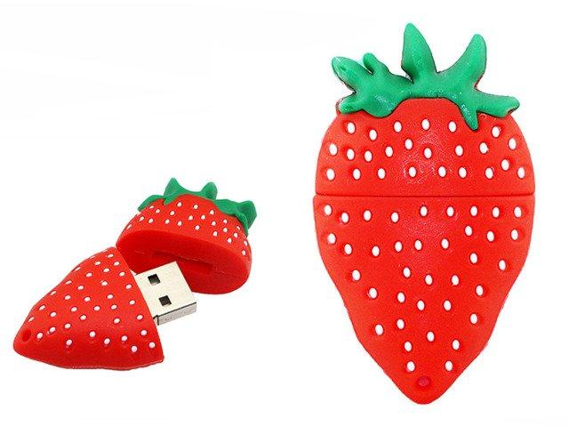 PENDRIVE TRUSKAWKA  OWOC PAMIĘĆ FLASH USB 32GB