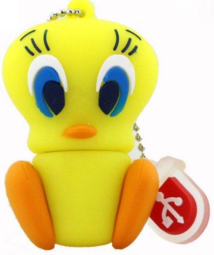 PENDRIVE TWEETY Ptaszek USB Flash PAMIĘĆ 64GB