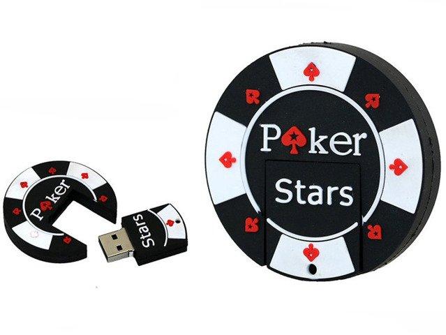 PENDRIVE ŻETON Poker Stars Flash Wysyłka 24h 16GB