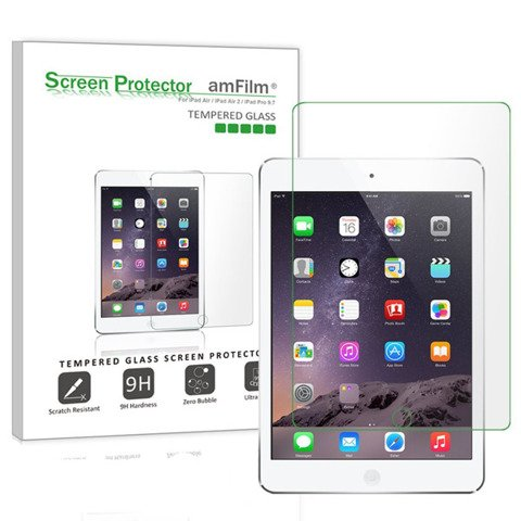 SZKŁO HARTOWANE Apple iPad 5 6 SUPER TWARDE 9H 3mm